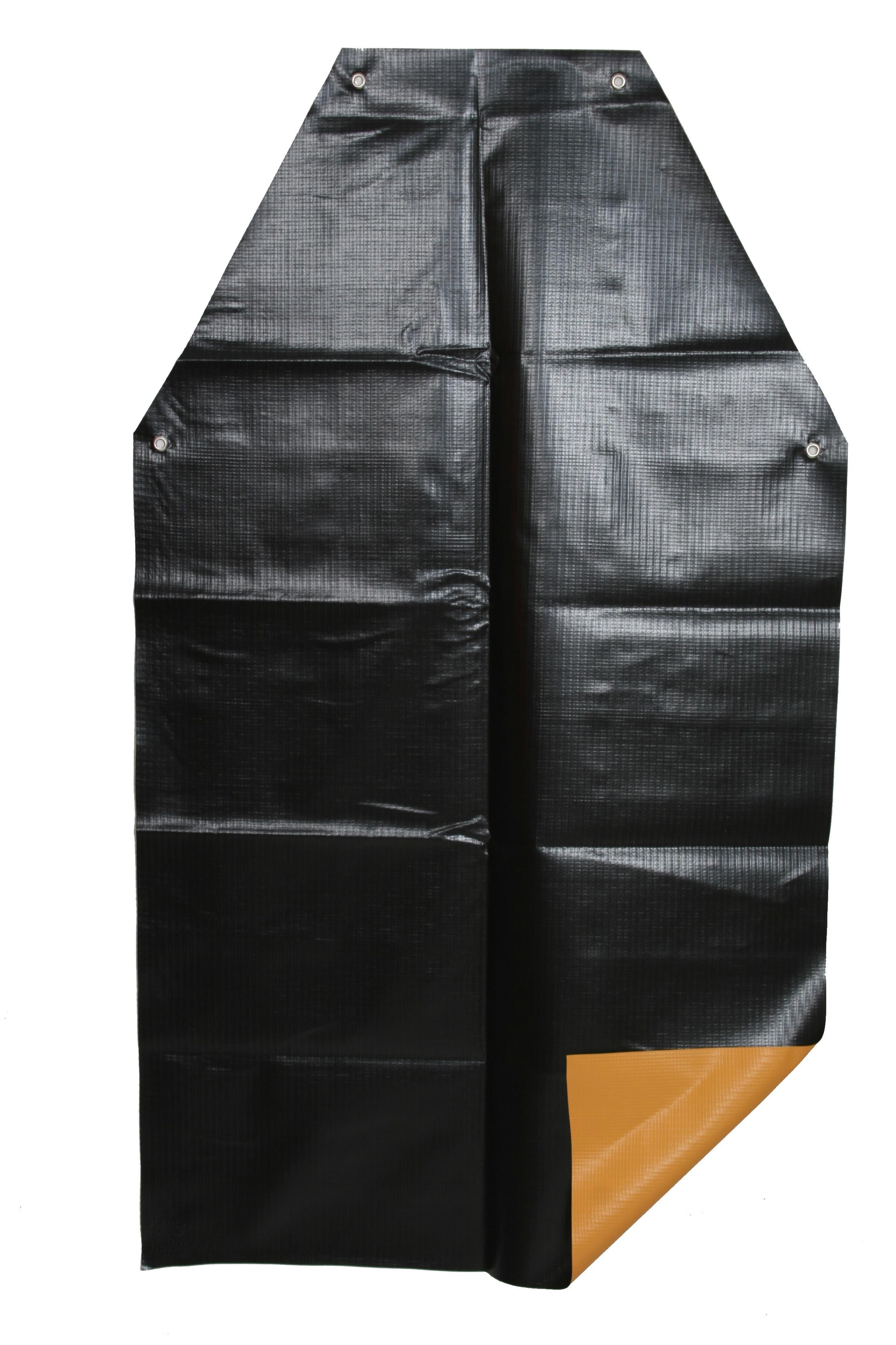 Avental Kp1000 Trevira Dupla Face 1 20 X 0 70 Com Ilh Ses