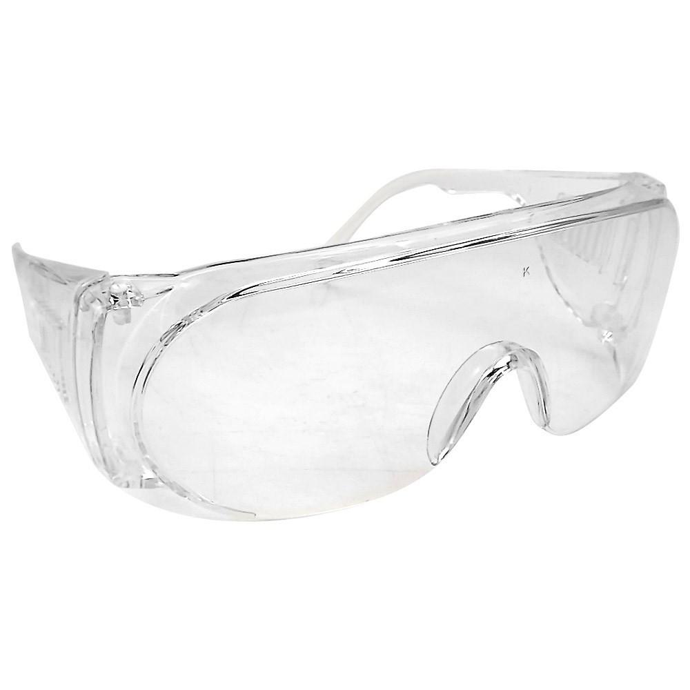 7af20abe8e737 Óculos de Proteção Panda Incolor