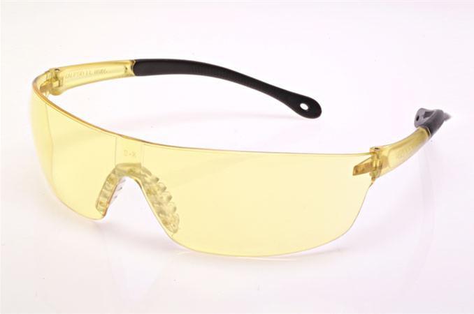 2b46c2414728b Óculos de Proteção Pallas Amarelo