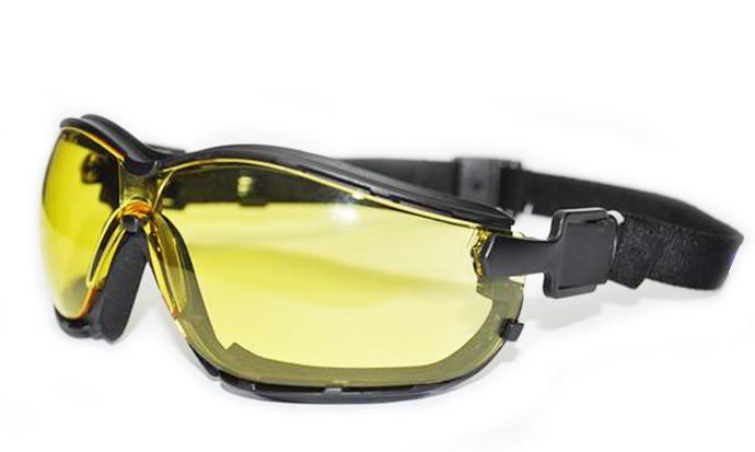 73cc517b7b30a Óculos de Proteção Tahiti Amarelo