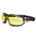 Óculos de Proteção Tahiti Amarelo (Ref. AZ0537)